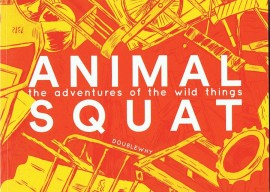 Animal Squat: The Adventures of the Wild Things