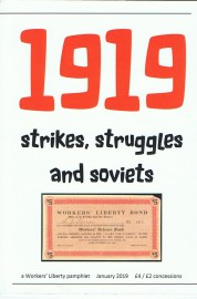 1919: Strikes, Struggles and Soviets